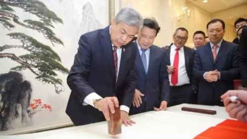 SANY signs massive housing contracts with Malaysian enterprises