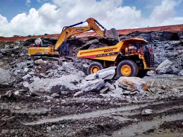 SANY machines helped Zambia agent win the Lumwana mine project