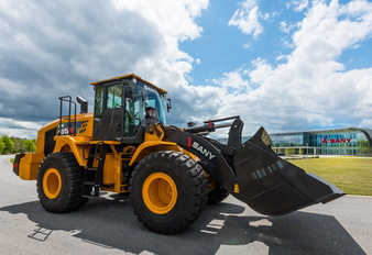 Sany Partners with Deutz in High-Efficiency Engines for Wheel Loaders