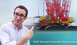 Sany in Discovery Channel Documentary