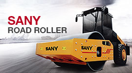 SANY New 20t/22t Full Hydraulic Single Drum Rollers