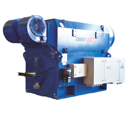 1.5MW High-speed Double-fed Generator