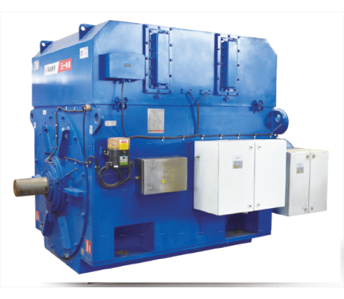 3.6MW High-speed Double-fed Water Cooled Generator