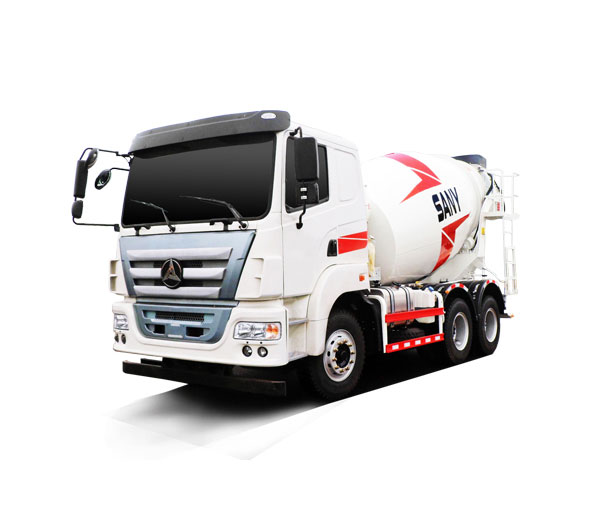 SY308C-8(R Dry) 8m³ Truck Mixer
