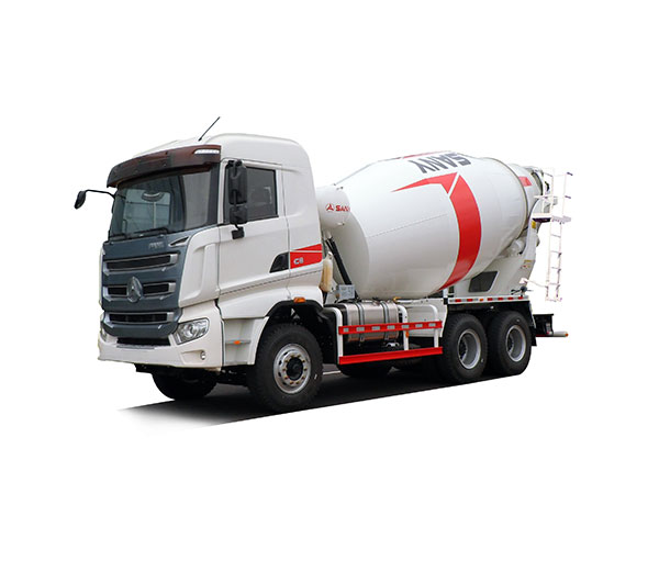 SY310C-8(R Dry) 10m³ Truck Mixer
