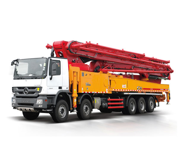 SYG5530THB 62 62m Truck-mounted Concrete Pump