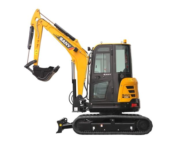 SY35U 3.86 ton  Excavator, Tier 4 Final