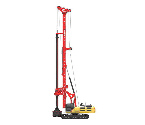 SR265 265kN.m Rotary Drilling Rig