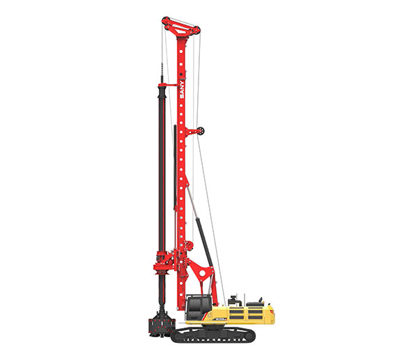 SR235C10 C10 Series 235kN.m Rotary Drilling Rig