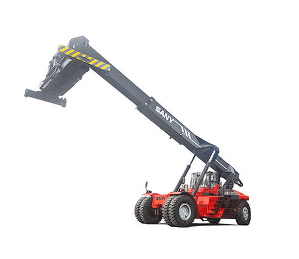 SRSC45H4 72 ton Reach Stacker