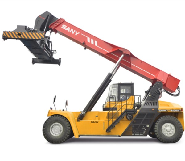 SRSC4535H1 76.5 ton Reach Stacker