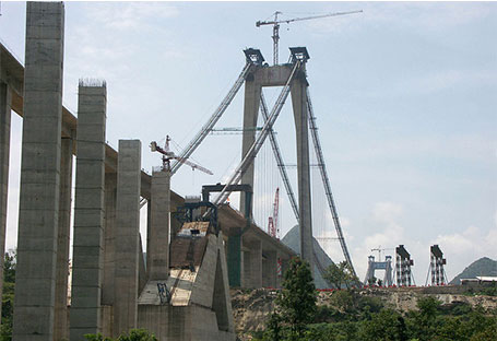 SANY TOWER CRANES IN BALINGHE BRIDGE.jpg