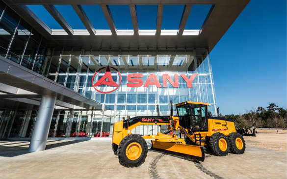 Sany Group Expands in Overseas Markets through Localization