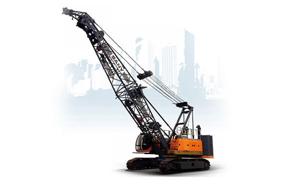 Sany America Launches New 110 Ton Crawler Crane SCC8100-2