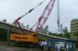 India Cement Plant Project