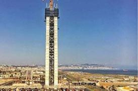 Sany machines s'engagent à la construction de la Grande mosquée d'Alger