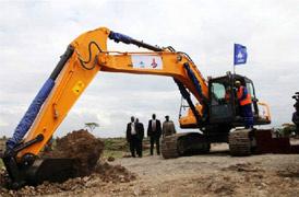 L'agrandissement de l'aéroport international du Kenya