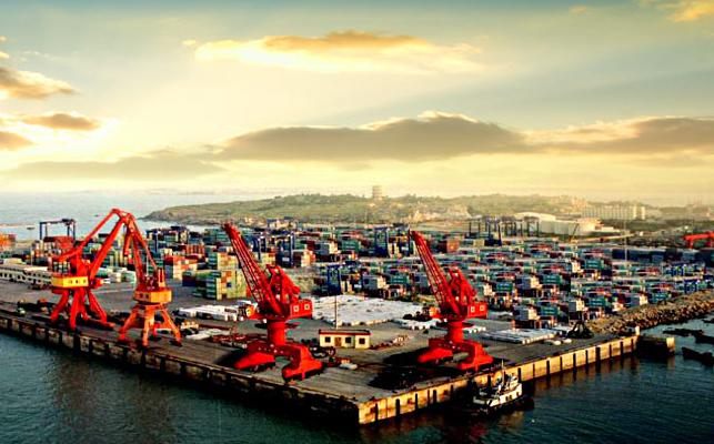 NIMPORT s'associe avec SANY pour la technologie des équipements portuaires