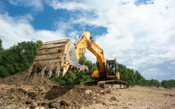 SANY America Unveils New SY215C Excavator with SANYLive GPS System