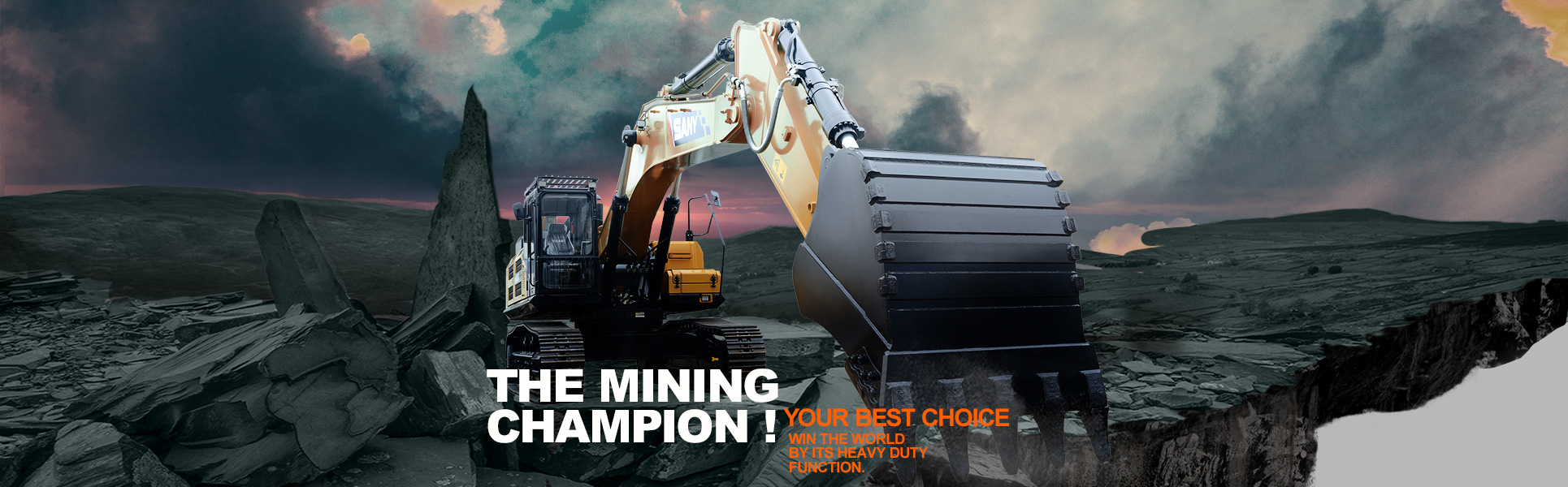 The Mining Champion! Your Best Choice.