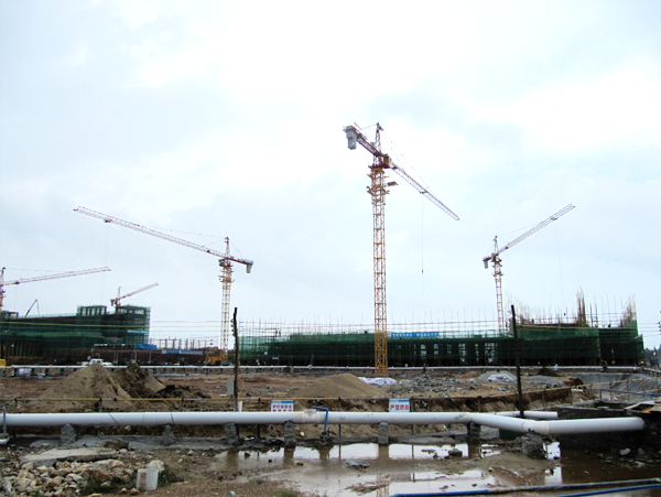 SANY TOWER CRANE SUPPORT BOAO FORUM IN HAINAN.png
