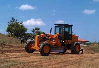 87 units SANY motor graders make way for Sri Lanka