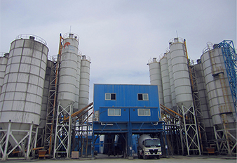 Sany Batching Plant in Mongolia OT Project