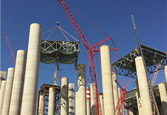 Sany Takes Part in South African Power Plant Construction