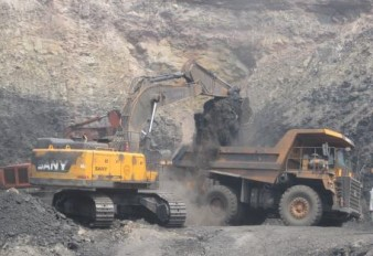 SANY mining trucks receive high recognition from Hwange Colliery company