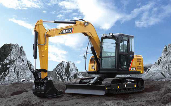 Why Sany 7.5 Ton Excavator is the Best Choice?