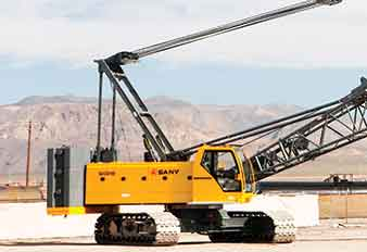 Precautions for Truck Crane during Winter Because of the freezing weather, construction equipment is not as widely used in winter as in other seasons. When the truck crane is not used, how can it be well maintained? Any improper operation will cause damages to your equipment or even lead to some