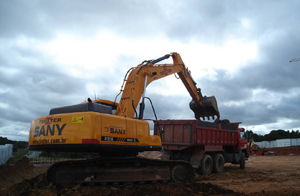 Guidelines for Excavator Machine Working in Rainy Days