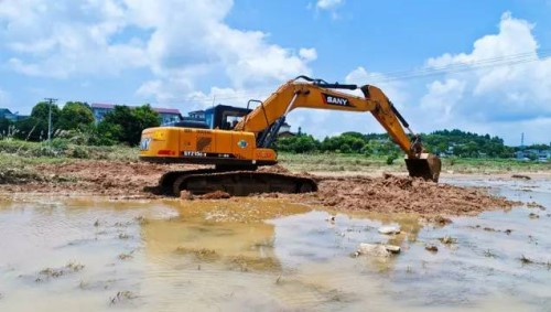 SANY TOPS CHINA'S EXCAVATOR MARKET IN H1 2017