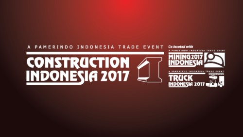 SANY, the largest exhibitor at Construction Indonesia 2017
