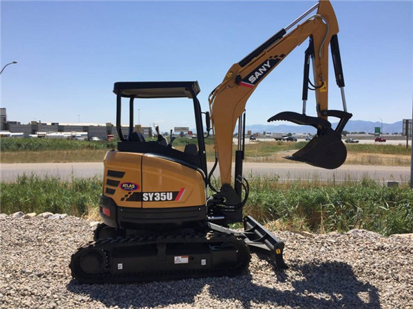 SANY mini excavator, a money-making machine for all seasons
