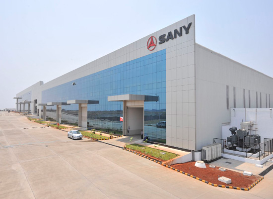 "SANY is obtaining the honor ""Made in SANY"" from world's customer"