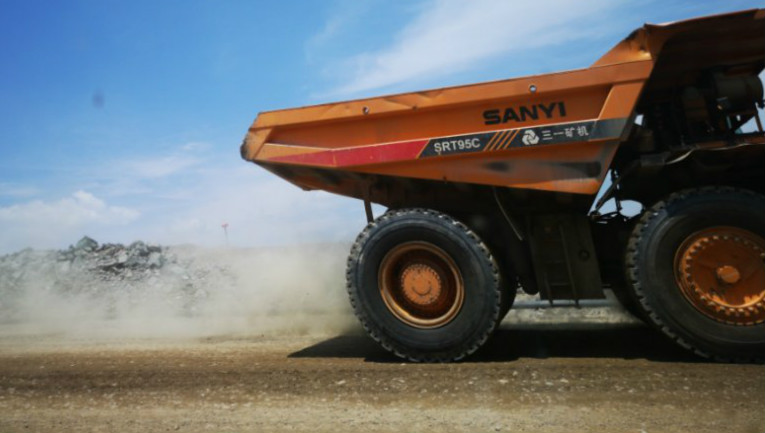 SANY and its dealer provide comprehensive solution for Zambian mining giant