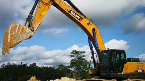 The net profit of SANY international in 2018 increases by 163%