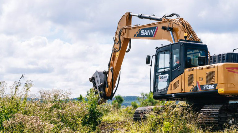SANY's business performance of 2018 hits the best record in history