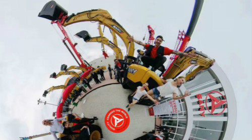 SANY shows intelligent manufacturing at Bauma 2019