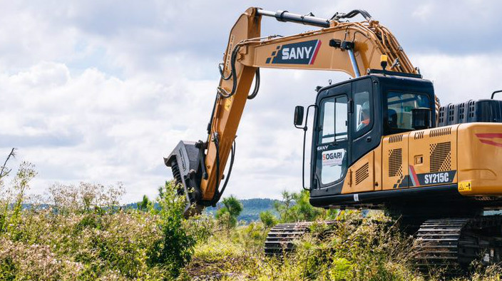 SANY releases its business performance report in Q1