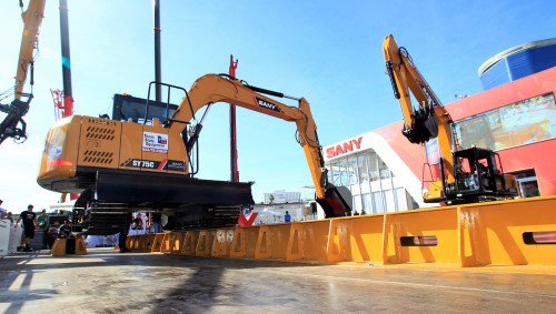 Sany America Expands Excavator Lineup and Enters Compaction and Wheel Loader Markets