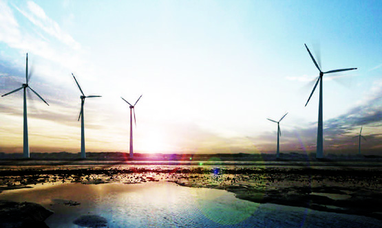 SANY to Speed up Wind Turbines Development Globally