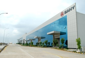 SANY India achieves market leadership in Long Reach (LR) excavator segment with 52% market share in India