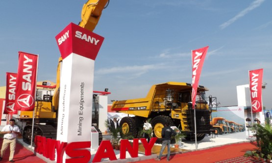 SANY India Announces Its Foray into Mining Segment at International Mining & Machinery Exhibition