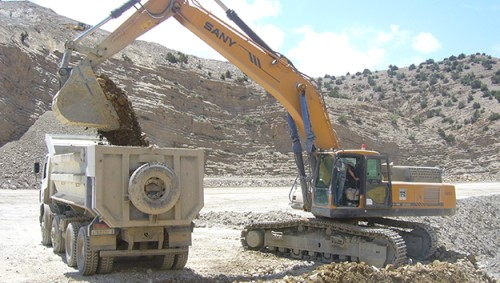SANY large excavators, your exceptional choice for the recovering mining market