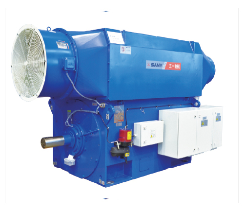 Sany 2MW High-speed Double-fed Generator for Sale | Wind