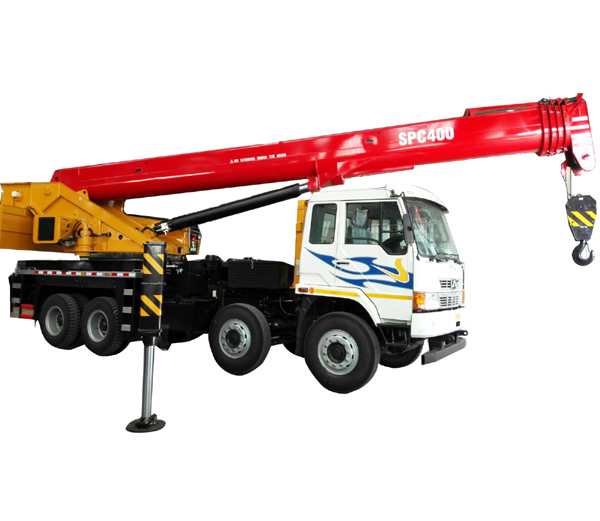 SPC400 40 tons General Chassis Crane