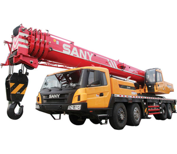 SANY STC800 80 Ton Truck Crane for Sale