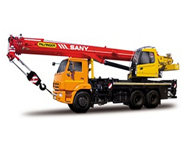 SPC320 32 tons General Chassis Crane